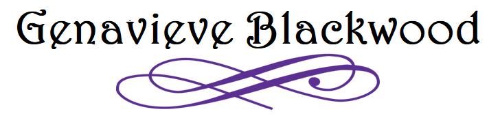 Genavieve Blackwood's Author Website